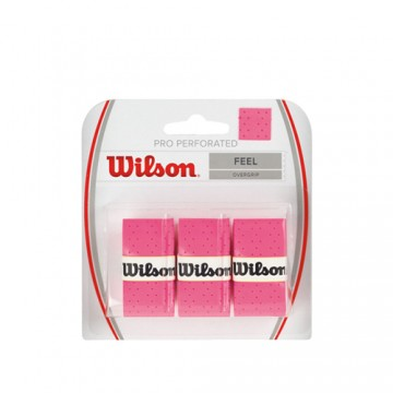 Pro Overgrip Perforated Pink