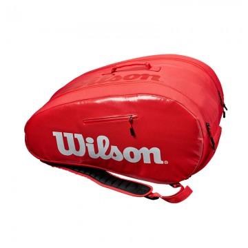 Padel Super Tour Bag Red
