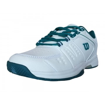 Game Womens White/Silver/Teal