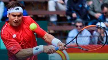 COPA DAVIS: Ferrer y Nadal llevan a Espana a Semifinal